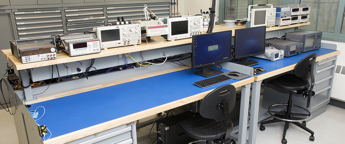 Electronics Test Bench