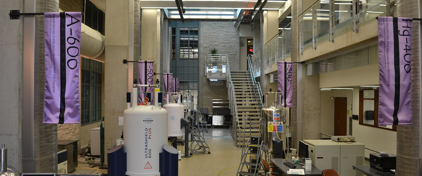 NMR resource at IMSERC